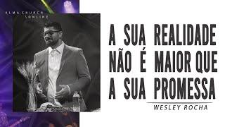 ALMA TV -  A SUA REALIDADE NÃO É MAIOR QUE A SUA PROMESSA! - 20/09