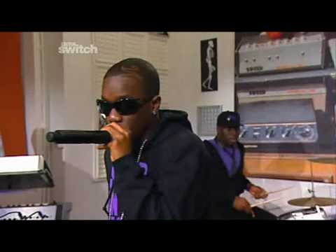 Tinchy Stryder & N-Dubz - Number One (Live on BBC 2 Sound)