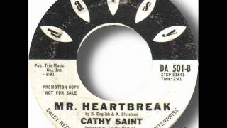 Cathy Saint - Mr. Heartbreak.wmv
