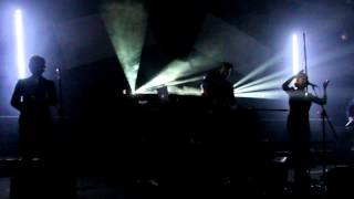 The National Fanfare of Kadebostany - Walking With A Ghost (Live@Principal, Thessaloniki, 28.02.13)