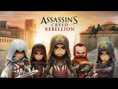 Assassin's Creed Rebellion: Adventure RPG - Apps on Google Play