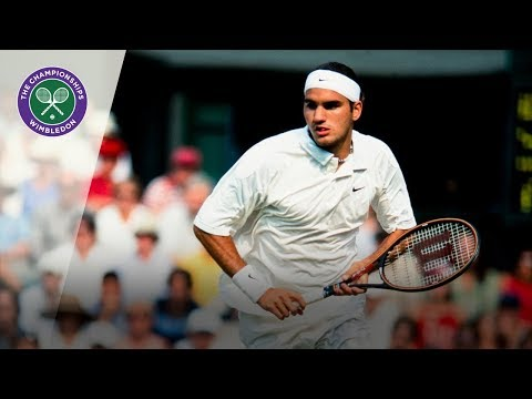 Roger Federer vs Pete Sampras: Wimbledon fourth round, 2001 (Extended Highlights)