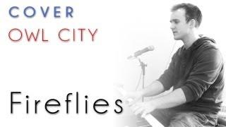 Owl City - Fireflies (piano cover & tutorial)