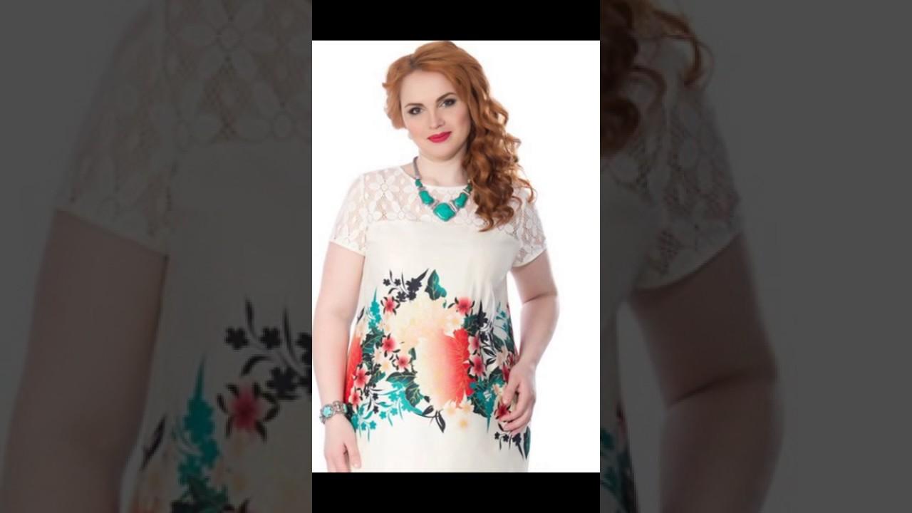13b8f632b56 Красивые блузки для полных женщин 2017-2018 - YouTube