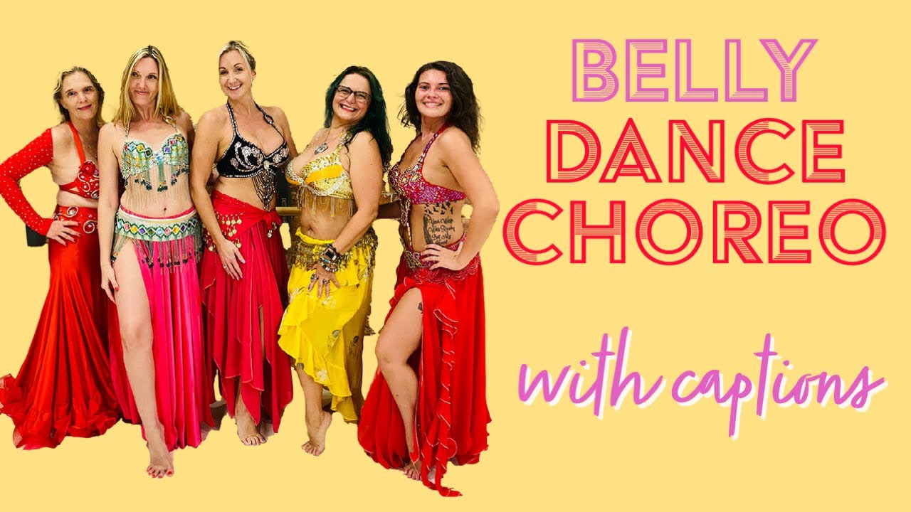 Belly Dance to Momentum Part 3