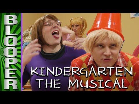 Kindergarten Bloopers!