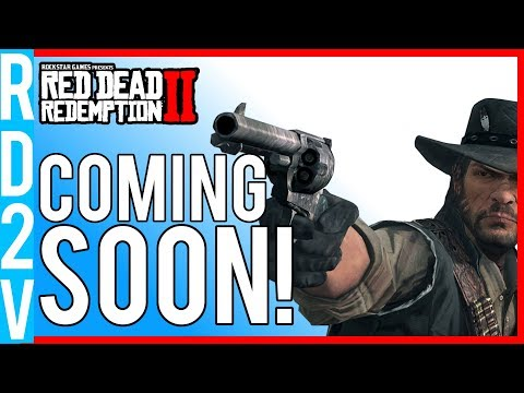 Red Dead Redemption 2 - Next Big Reveal, News & Trailer 3! (