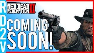 Red Dead Redemption 2 - Next Big Reveal, News & Trailer 3! (Latest Updates!)