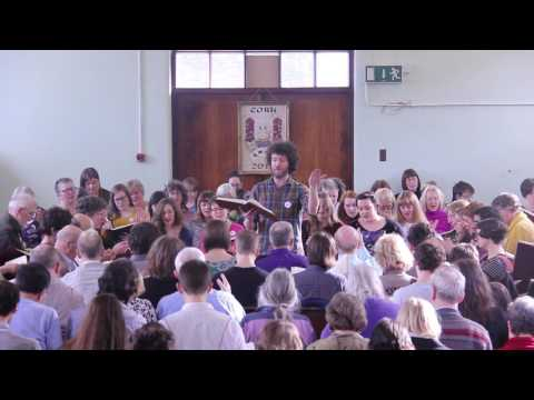 176t Ragan - The Seventh Ireland Sacred Harp Convention, 2017 (Saturday) HD