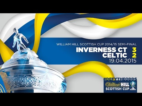 Inverness CT 3-2 Celtic (AET) | William Hill Scottish Cup 2014-15 Semi-Final