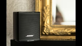 bose Virtually Invisible 300 - Lieferumfang und Installation