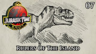 Jurassic Time's Hammond Memoir: 07 - Rulers Of The Island