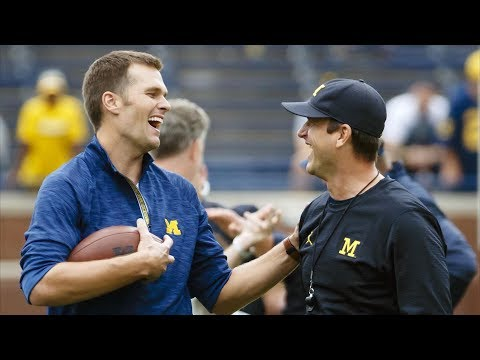 Tom Brady: I Have To Wear Ridiculous Outfit After Losing Michigan Bet