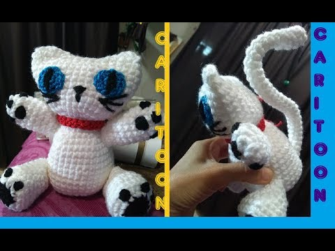 Amigurumi pattern Crochet Kitten pattern Crochet pattern amigurumi ...   360x480