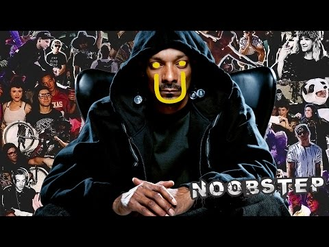 Jack Ü - Mind w/ Snoop Dogg - Drop it like it's hot (Jack Ü Mashup) Noobstep Remake