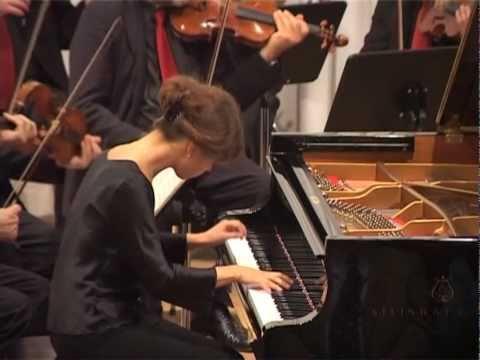 "Mozart - Piano Concerto E-flat major ""Jeunehomme"", KV 271, II. Andantino"