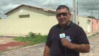 Moradores da Lagoa do Toco sofrem com as águas das chuvas