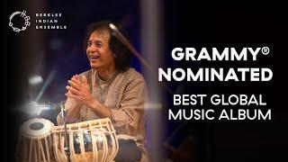 Berklee Indian Ensemble featuring Ustad Zakir Hussain - Lady L (Live at Berklee)