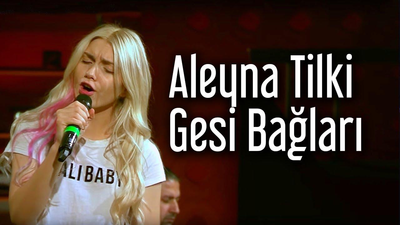 Aleyna Tilki - Gesi Bağları (Kral Pop Akustik)