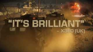 """Army of Two [AOT] """"The Devils' Cartel"""" [HD] LAUNCH Trailer"""