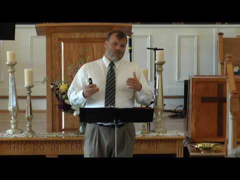 Dr. Josh Owen Bible Study