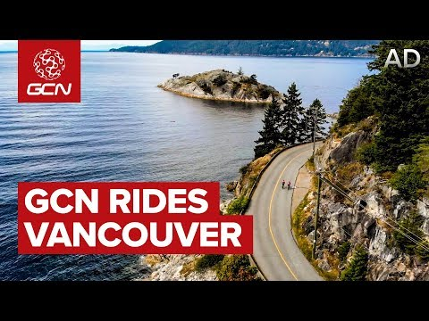 GCN's Classic Rides |  Vancouver - British Columbia: Canada's Cycling Hotbed