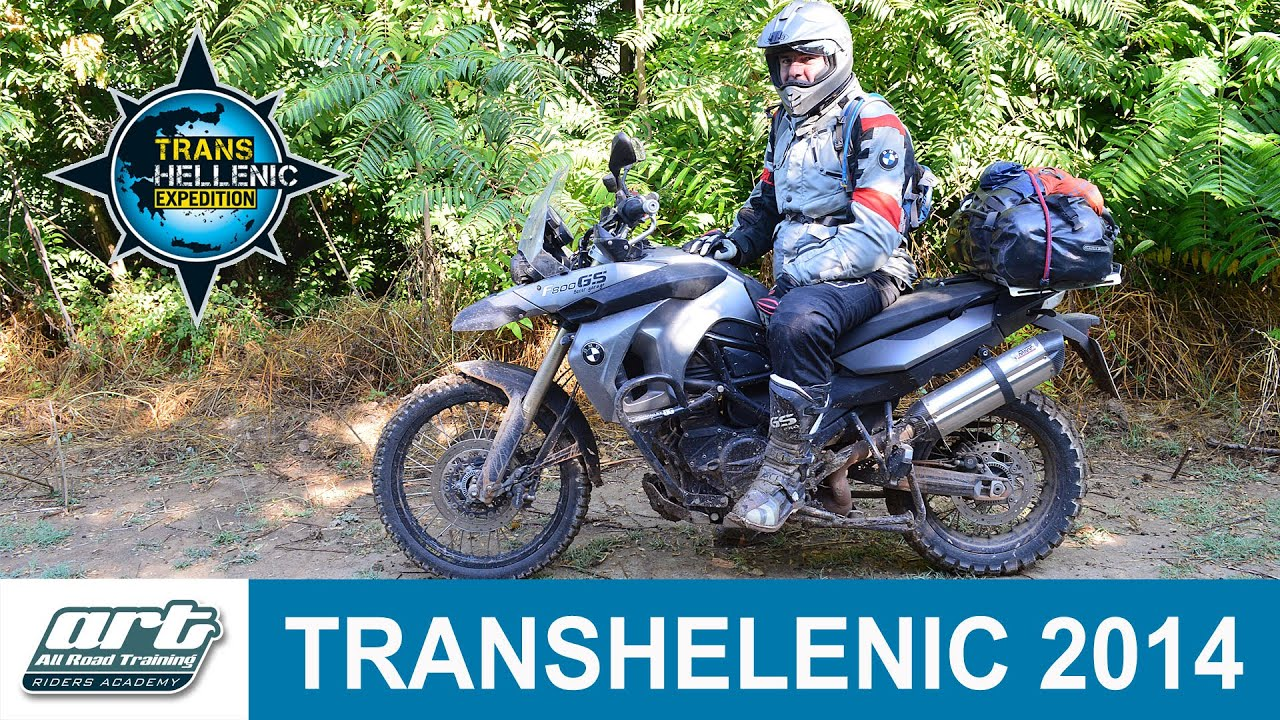 BMW F800GS & KTM 990 Adventure S in Transhellenic Expedition - YouTube