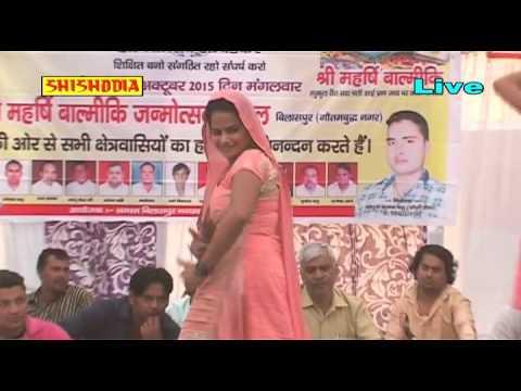 BILASPUR RAGNI COMPITITION----Sakhi Ri Mera Balam Thanedar Kade Pyar Se----(POOJA & ANURADHA)
