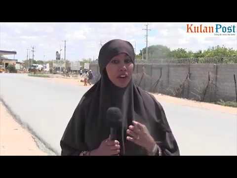 The punishment of Somali women riding on bodaboda in Garissa.