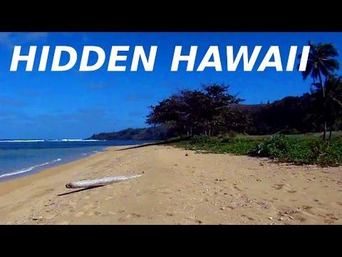 Hidden Hawaii An Adventure To The Perfect Private Beach