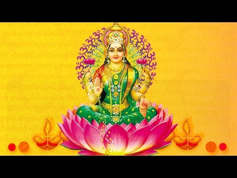 Mahalakshmi Ashtakam - Powerful Mantra - For Wealth & Prosperity