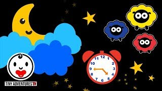 Baby Sensory - Sleepy Time - Twinkle Twinkle Little Star (Infant Visual Stimulation)