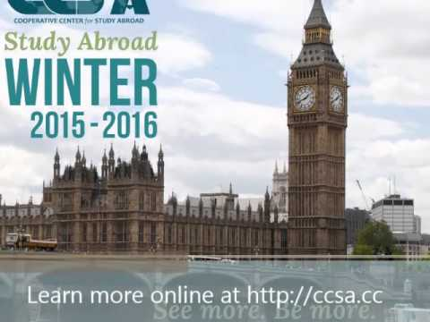 The Cooperative Center for Study Abroad Video