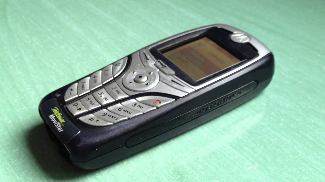 MOTOROLA PHONE C385 DESCARGAR CONTROLADOR