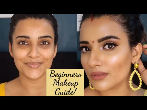 stepstep makeup tutorial 4 beginners  easiest