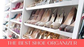 The best shoe organizer