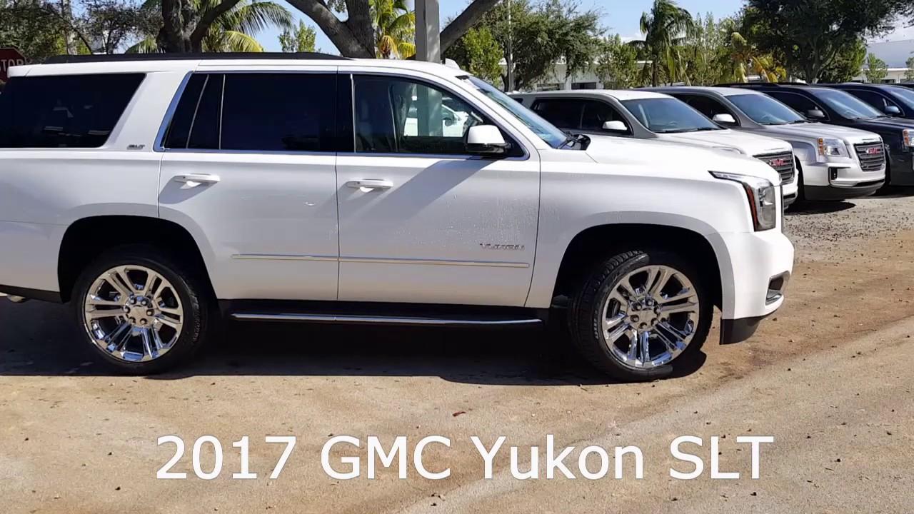 2017 Gmc Yukon Slt >> Lauren S 2017 Gmc Yukon Slt Youtube