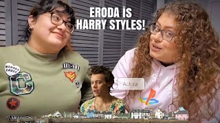 ERODA IS...... (HARRY STYLES)