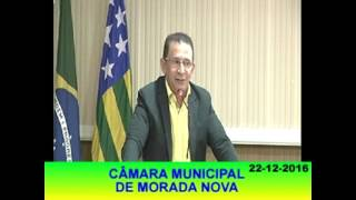 Everardo Maia Pronunciamento 22 12 16