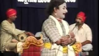 Yakshagana Ramesh Bhandary Hasya