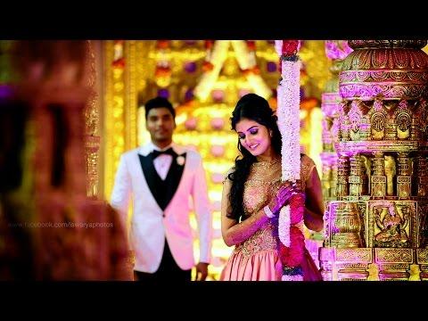 Premam Malare Tamil Cover Version [ Punithaa Sree & Yashwanth ] Wedding Film..