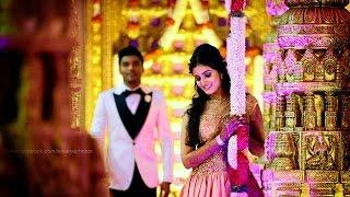 Chennai Grand Wedding Film | Premam Malare Tamil Cover | Punithaa Sree & Yashwanth | ISWARYA PHOTOS