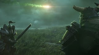 Cinématique de Warcraft III: Reforged
