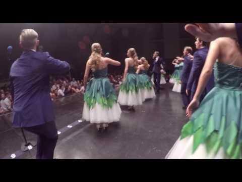 Millard West Show Choir 2017 - West In The Groove GoPro