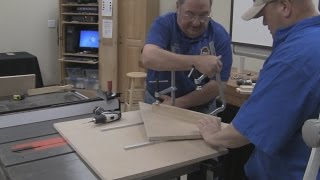 2015-01-10 Making Table Saw Sleds