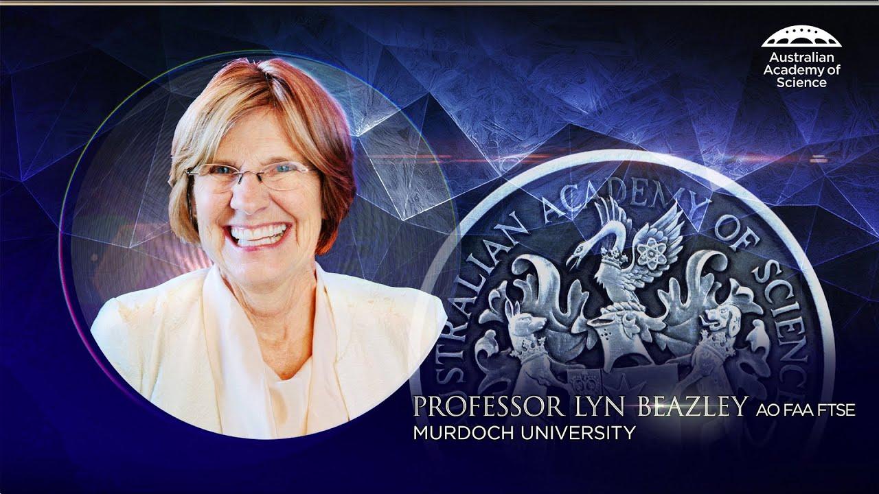 Professor Lyn Beazley AO FAA FTSE - YouTube