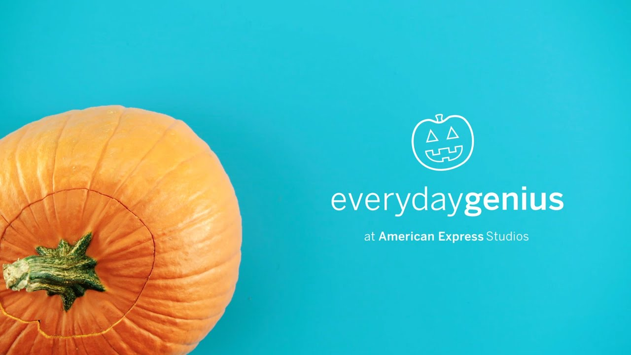 How to Carve a Pumpkin Safely & Easily | Everyday Genius with Kari Byron
