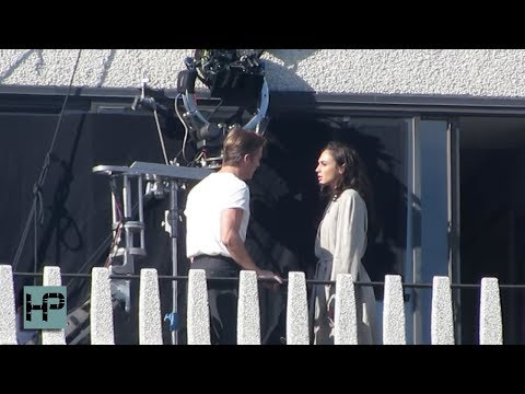 Gal Gadot and Chris Pine Film