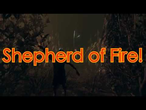 Shepherd of Fire Lyric/Music video