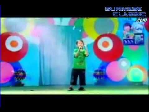 Myanmar kid show on 2010is that love